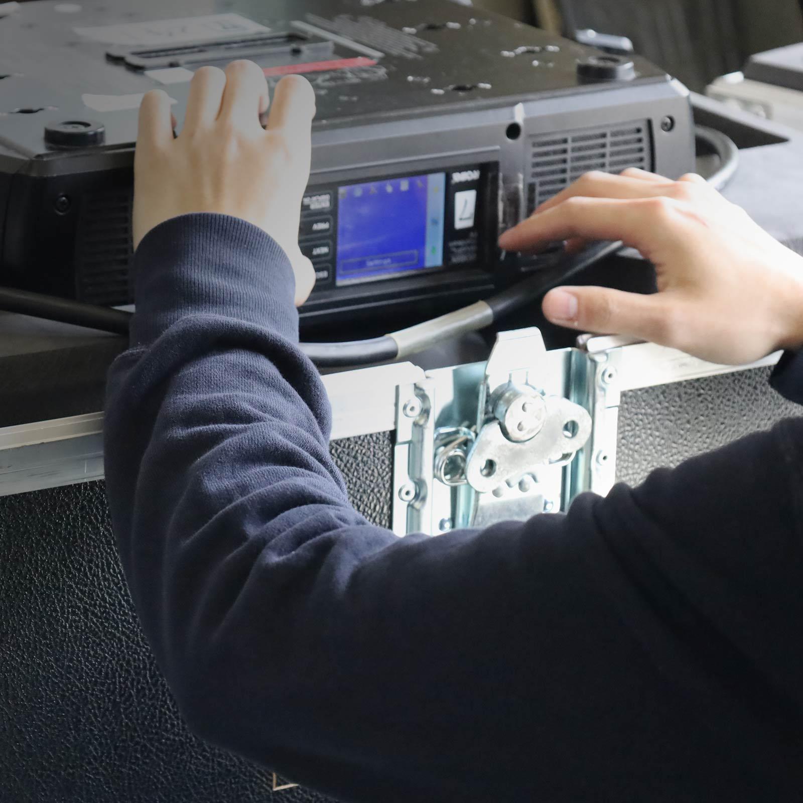 東京舞台照明大阪